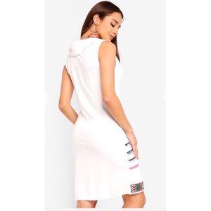 DESIGUAL Boho Sleeveless Dress XXL